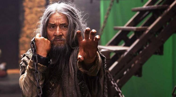The Iron Mask Trailer Jackie Chan Arnold Schwarzenegger Viy 2 Journey to China