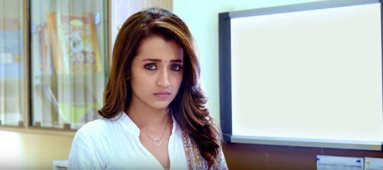 Trisha Paramapadham Vilayattu release postponed to February 28 director K Thirugnanam