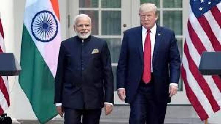 Donald Trump India visit Gujarat government