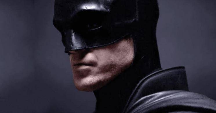 The Batman first look teaser Robert Pattinson Matt Reeves DC Comics Zoë Kravitz