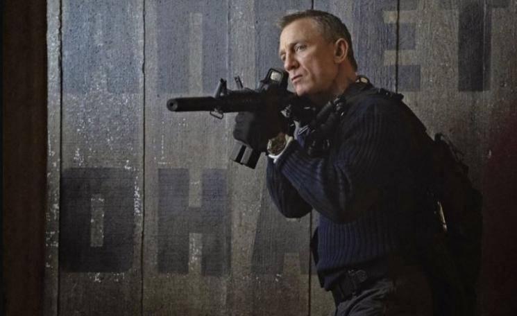 No Time To Die Theme Song Billie Eilish Daniel Craig James Bond