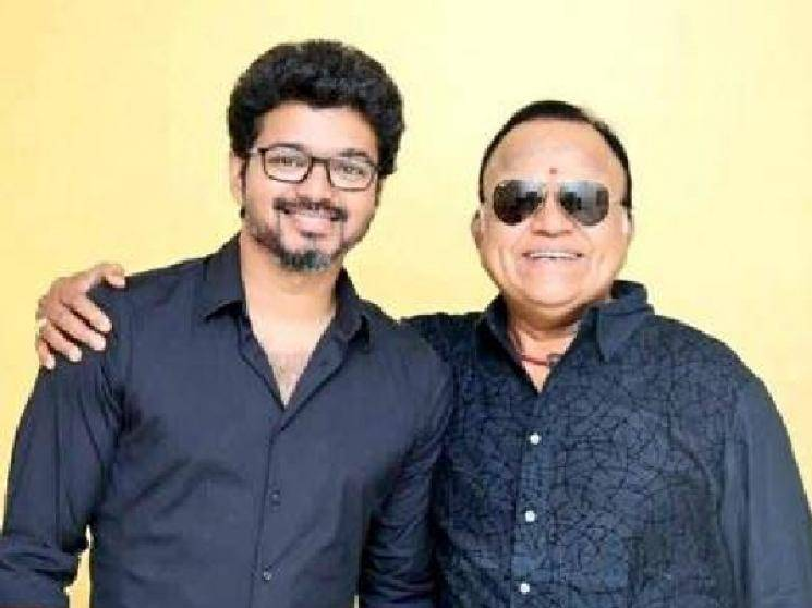Thalapathy Vijay being attacked because of his popularity says Radha Ravi