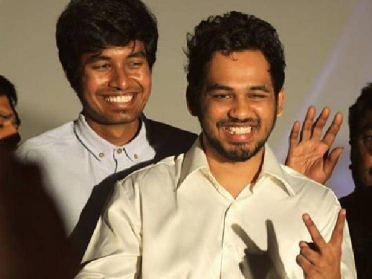 Hiphop Tamizha thanks fans for support in emotional post