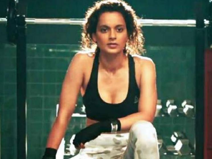 Kangana Ranaut plays Air Force pilot in her next Tejas