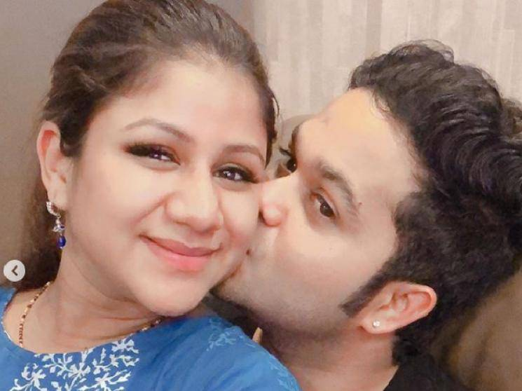 Sanjeev shares lovely message for Alya Manasa and their child