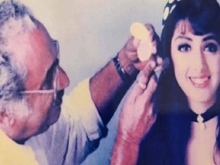 Abhishek Bachchan mourns death of veteran makeup artiste Pandhari Juker