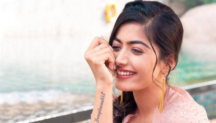 Rashmika Mandanna opens up on her crush on Thalapathy Vijay