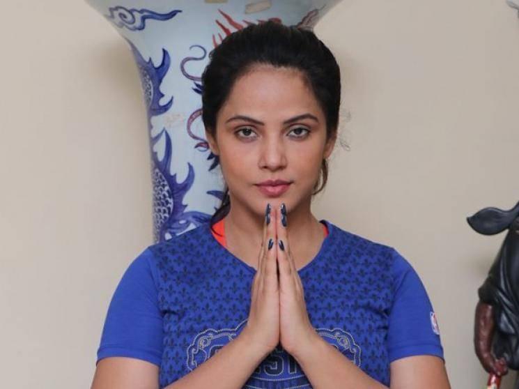 Neetu Chandra expresses contempt over Bhuj Institute issue
