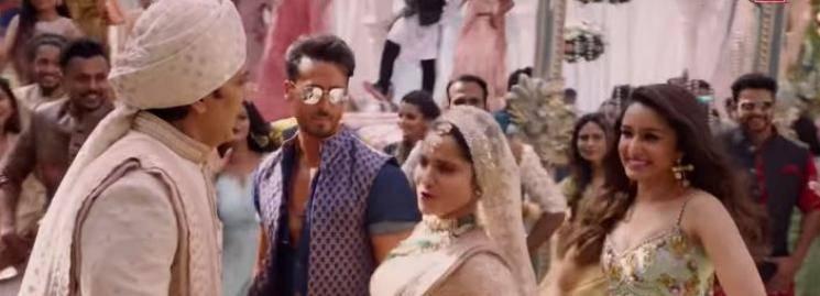 Baaghi 3 Bhankas Tiger Shroff Shraddha Kapoor