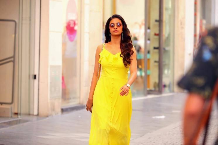 Keerthy Suresh Miss India release date postponed to April 17 Jagapathi Babu