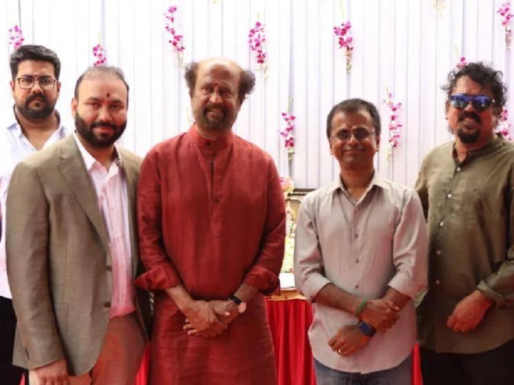 Darbar financial details revealed by Producer K Rajan