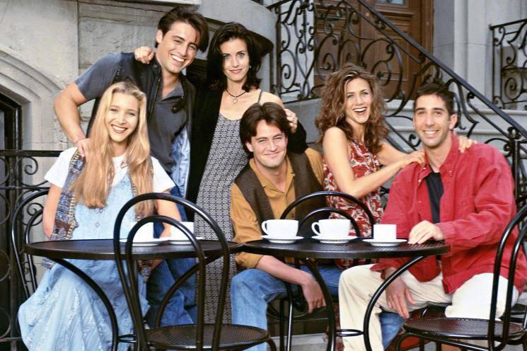 Friends reunion officially confirmed original cast members return