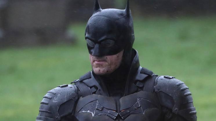 Robert Pattinson Batman shooting spot photos and videos go viral Matt Reeves