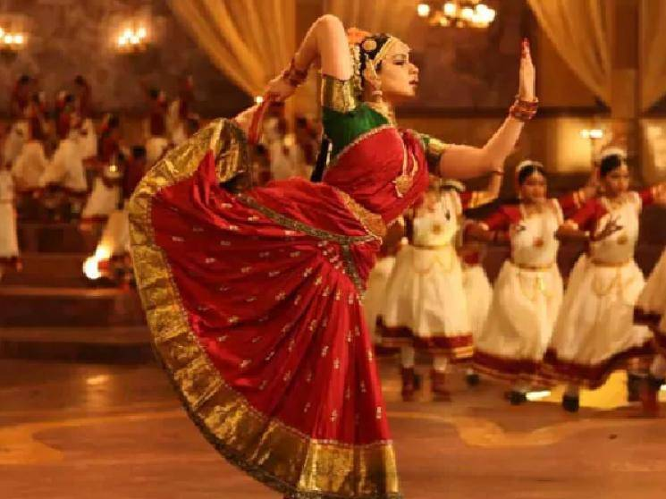 Kangana Ranaut Thalaivi new look released for Jayalalithaa birth anniversary