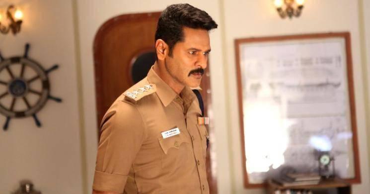 Prabhu Deva cop film Pon Manickavel to release on March 6 Nivetha Pethuraj