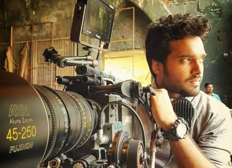 Arulnithi new film to be directed by YouTuber Eruma Saani Vijay