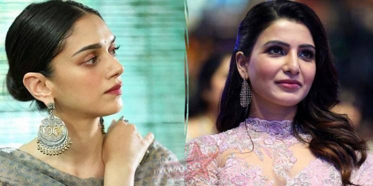 Samantha gets support from Aditi Rao Hydari Mahasamudram Sharwanand