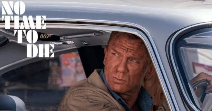 No Time To Die making video New James Bond movie Daniel Craig director Cary Joji Fukunaga