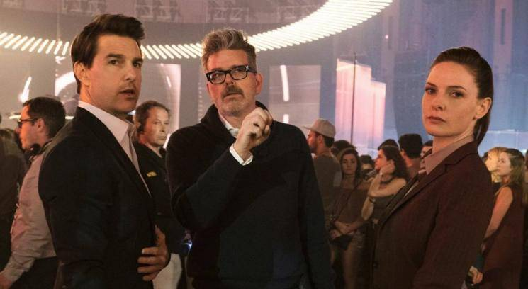Mission Impossible 7 shooting stopped due to coronavirus outbreak Tom Cruise