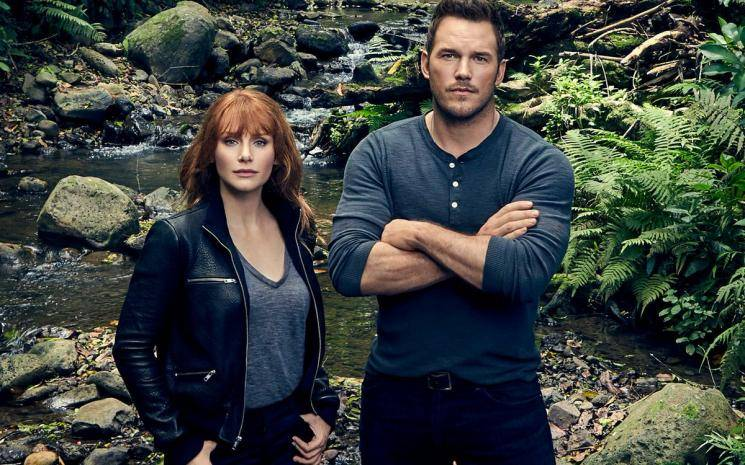 Jurassic World 3 titled as Jurassic World Dominion Chris Pratt director Colin Trevorrow