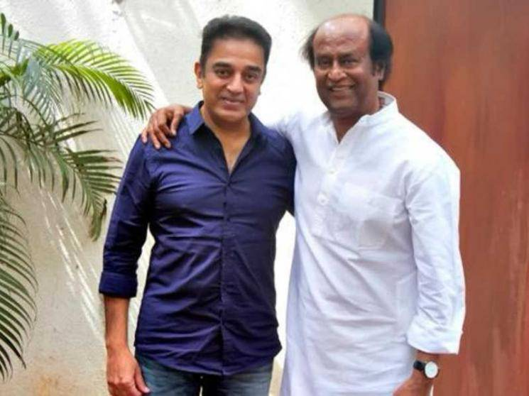 Rajinikanth speaks against BJP Kamal supports