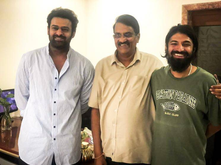Prabhas 21 release plans revealed by director Nag Ashwin Vyjayanthi Movies