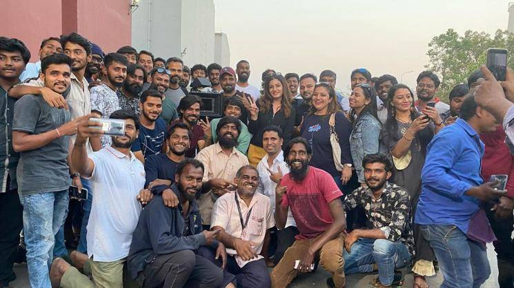 KGF2 Raveena Tandon wraps her portions in KGF Chapter 2 Yash
