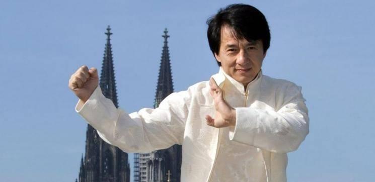 Jackie Chan denies being affected by Coronavirus