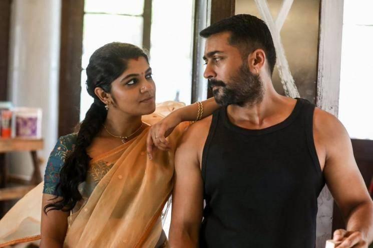 Suriya mentor in Soorarai Pottru portrayed by Mohan Babu Sudha Kongara GV Prakash Kumar