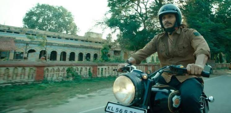 Gypsy teaser Jiiva Raju Murugan Santhosh Narayanan Natasha Singh