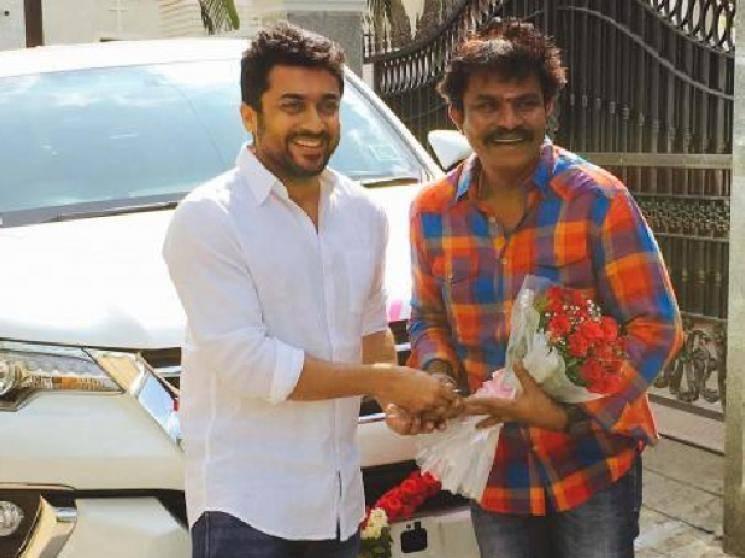 Suriya 39 titled Aruvaa with director Hari D Imman Studio Green