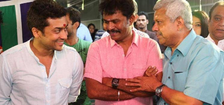 Director Hari reduces salary by 25% for Suriyas Aruva