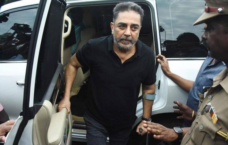 Indian 2 accident kamal haasan interrogation