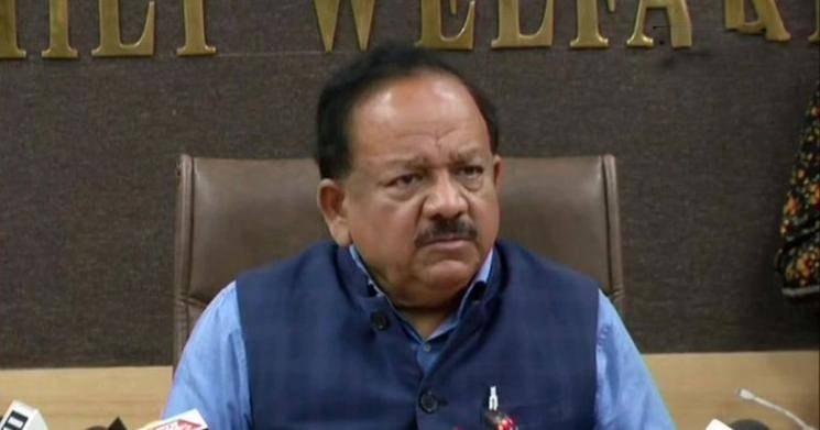 Minister Harsh Vardhan confirms 28 coronavirus cases