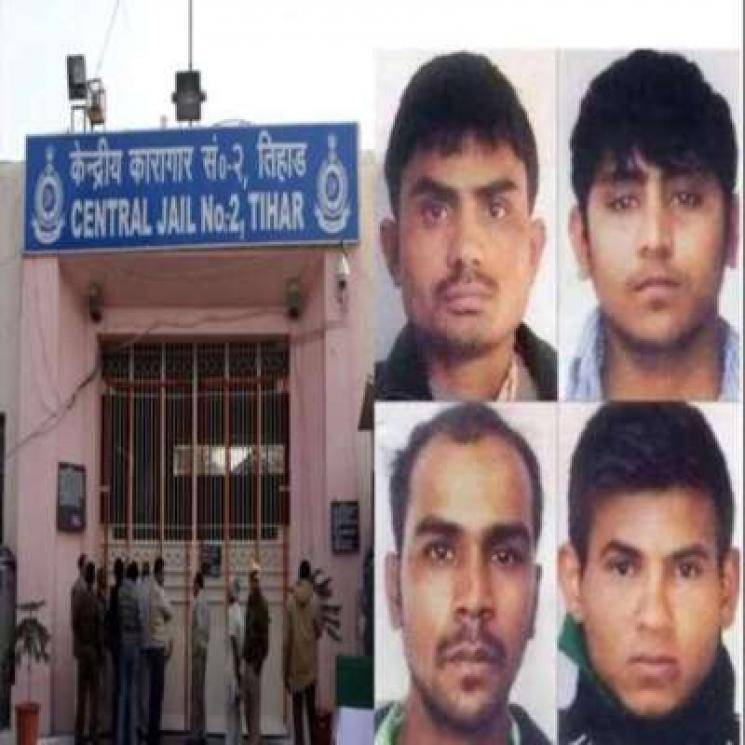 nirbhaya case convicts sentencing on March 20