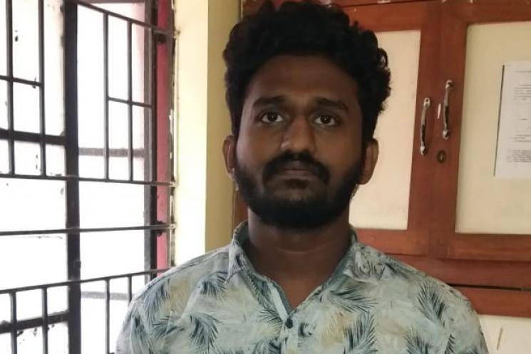 Tamil actor Sooryakanth son Vijay Harish arrested on rape charges