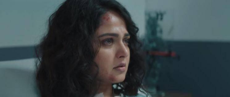 Silence trailer Anushka Shetty Madhavan Anjali Shalini Pandey