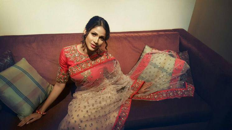 Atharvaa new film heroine Lavanya Tripathi producer Michael Rayappan