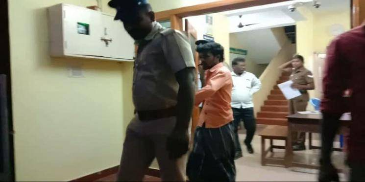 Pudhukottai youth arrested sexual harassment