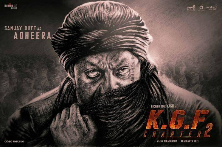 KGF 2 teaser producer Karthik Gowda first official statement Yash