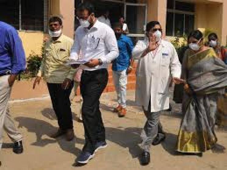 Corona Virus begins spreading in Tamil Nadu