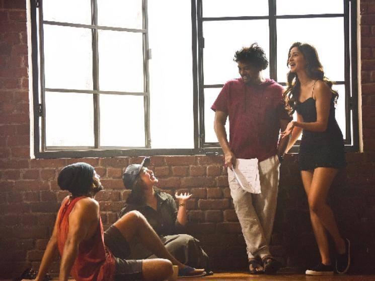 Vijay Deverakonda Puri Jagan Ananya Panday project majority shoot over