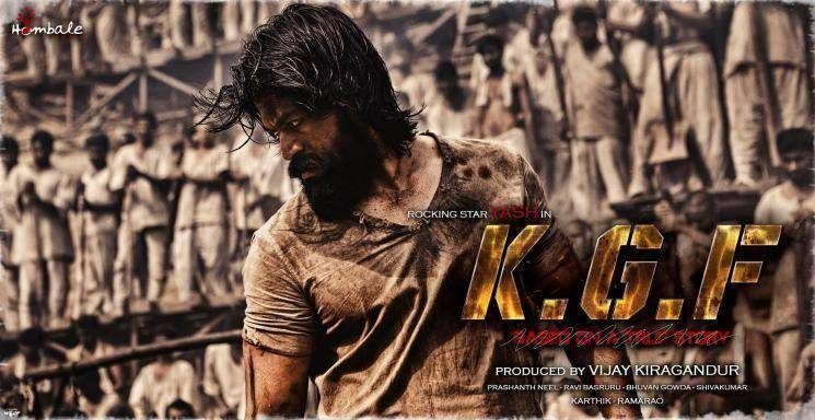 Yash KGF Chapter 2 gets October release plan Sanjay Dutt
