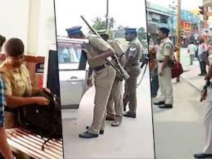 bomb hoax in 3 places in chennai
