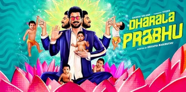 Dharala Prabhu Sneak Peek 02 Harish Kalyan Tanya Hope Vivek