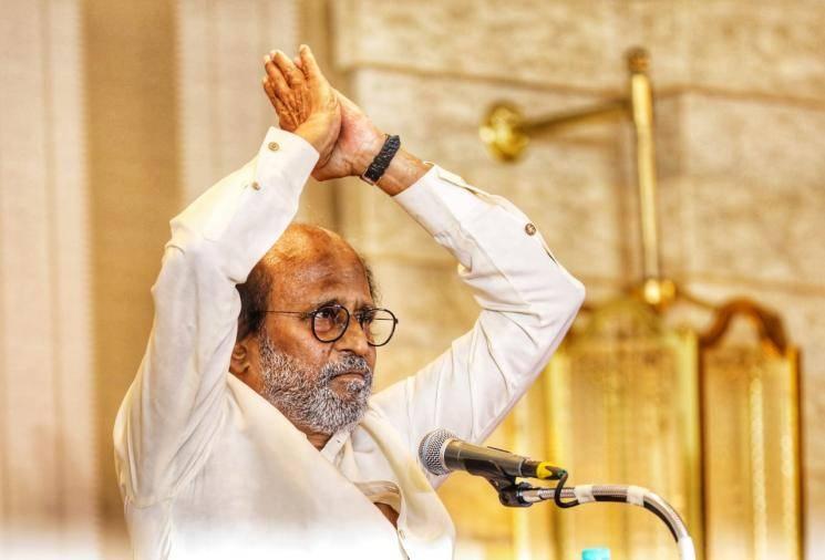 Vadivelu sarcastic reaction Rajinikanth political decision 2021 TN elections
