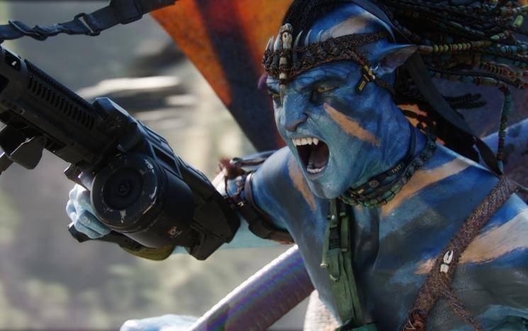 New Avatar making video James Cameron Zoe Saldana Avatar 2 Sam Worthington