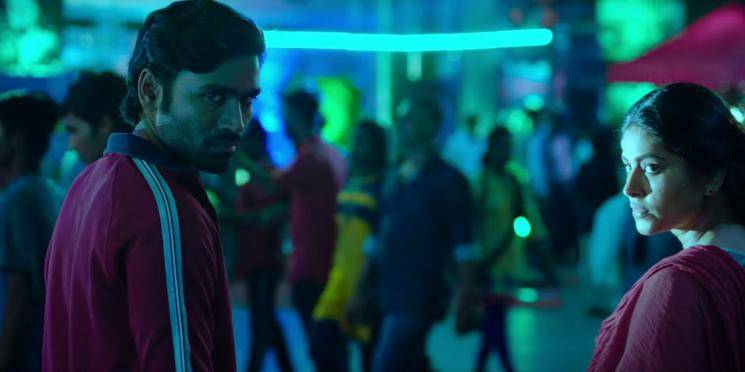 Pattas Mavane video song Dhanush Vivek Mervin Sathya Jyothi Films