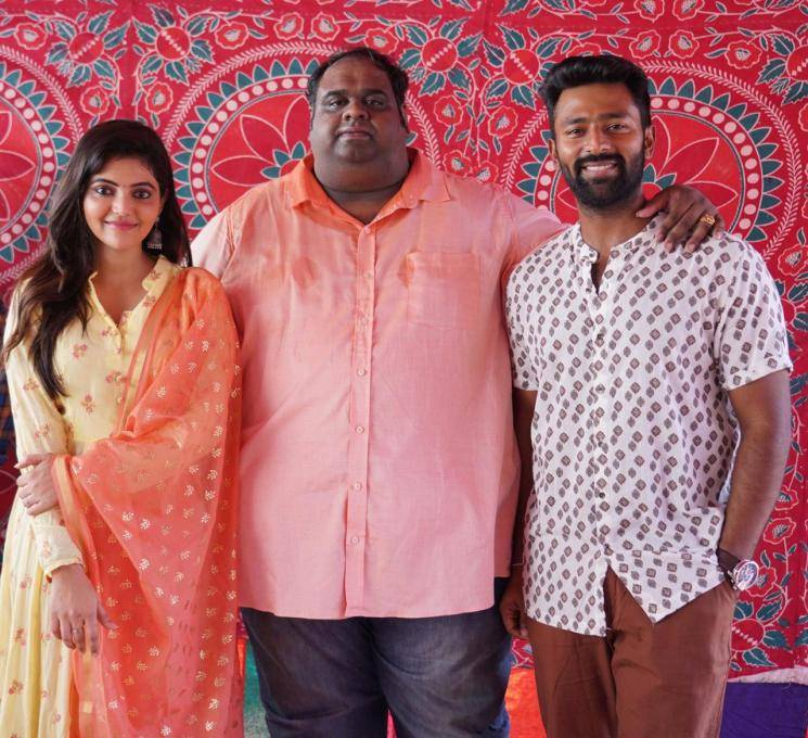 Father son duo K Bhagyaraj Shanthanu team up for a new film Athulya Ravi