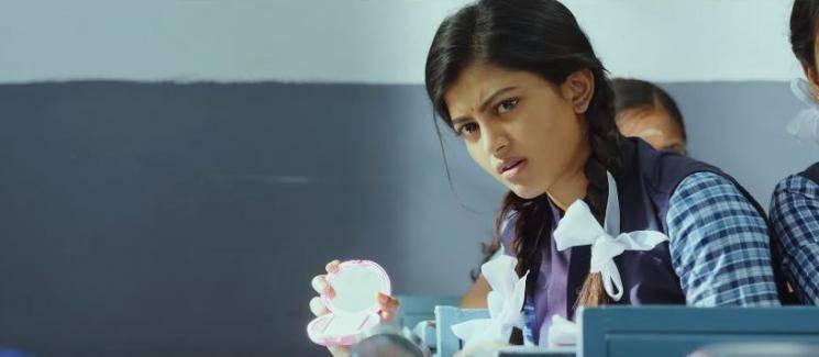 Kamali from Nadukkaveri Official Teaser Anandhi
